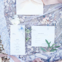 Seaside elopement French Riviera