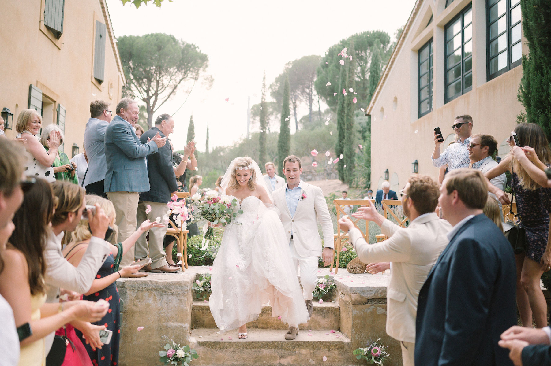 Wedding in Provence Domaine Sainte Marie