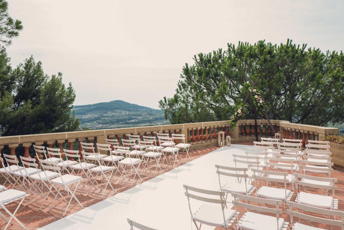 Wedding Château des Costes You & C